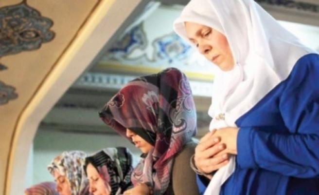 Kadınlara özel ilk cami açıldı!