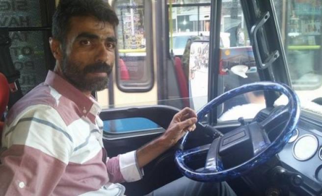 "Kahraman şoför: ""Bir daha olsa gözüm kapalı dalarım"""