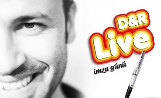 Kahraman Tazeoğlu Forum Gaziantep'te İmza Günü Düzenleyecek