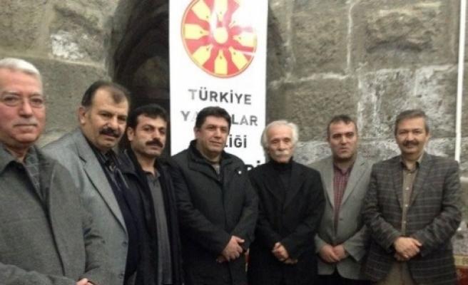 KALEM SOHBETLERİNDE 'HİKAYECİ EMİR KALKAN' KONUŞULDU