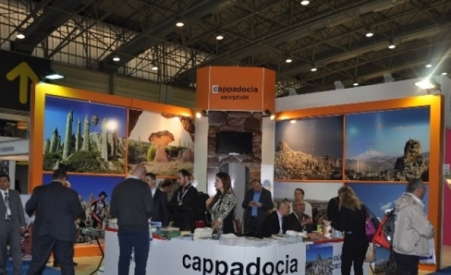Kapadokya, İzmir Travel Turkey Fuarında Tanıtılıyor