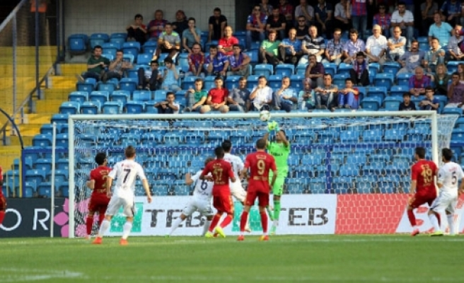 Karabük- Başakşehir maçı golsüz bitti