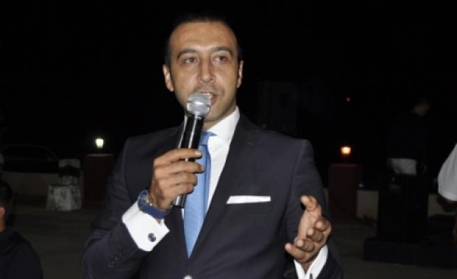 Karaman Valisini yakan Erdoğan Twet'i