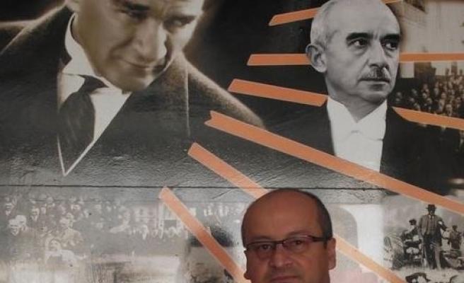 Karaman'da Chp İl Başkanı Kağnıcı Oldu