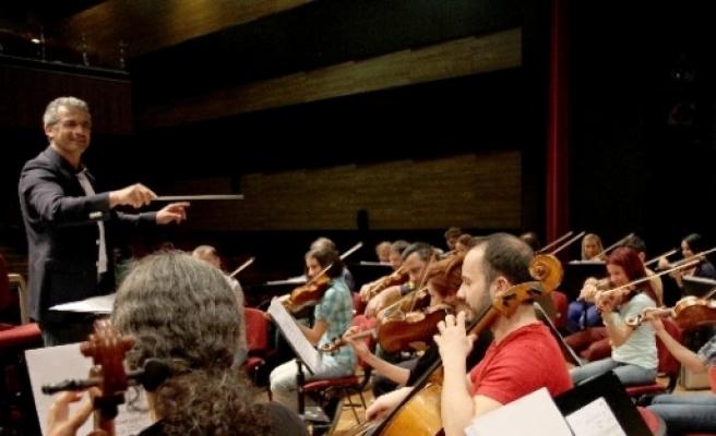 Karşıyaka'ya ''oda Orkestrası'' Geliyor