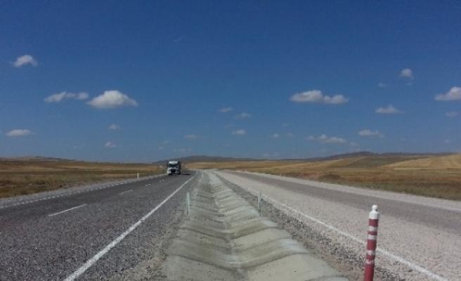 Kayseri'de Bölünmüş Yol Uzunluğu 502 Kilometreye Ulaştı