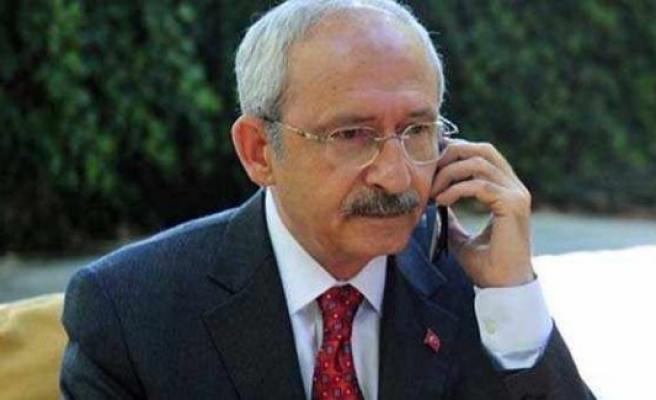 Kılıçdaroğlu Hulisi Akar'ı aradı