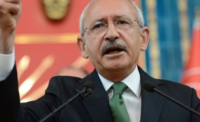 Kılıçdaroğlu'ndan Hakan Fidan eleştirisi