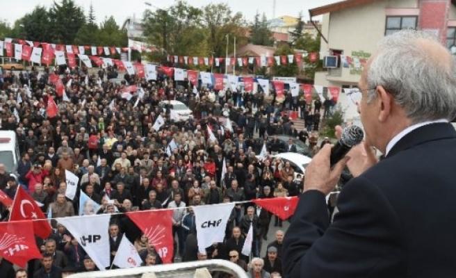 Kılıçdaroğlu'nun Ankara turu