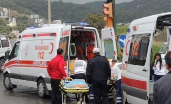 Kilis'te feci kaza: 4 ölü, 4 yaralı