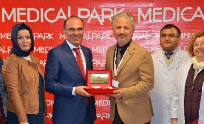 Kızılay'dan Medical Park'a Ziyaret