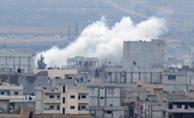 Kobani IŞİD'den temizleniyor!