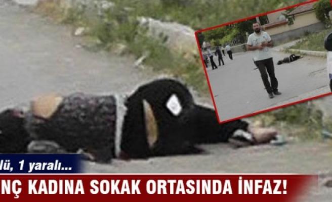 Konya'da silahlı saldırı: 1 ölü, 1 yaralı