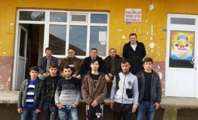Körfez'de Köylere Merkez Mahalleler Gibi Hizmet Götürülüyor