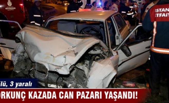Korkunç kazada can pazarı yaşandı!