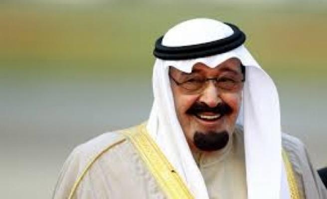 Kral Abdullah'ın ölümünü kutladılar