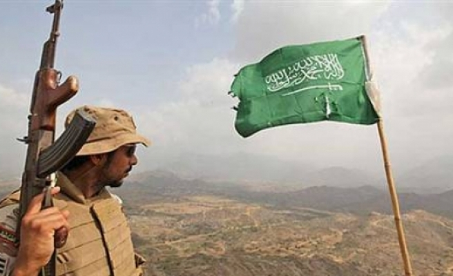 Kral'dan Irak sınırına 30 bin asker