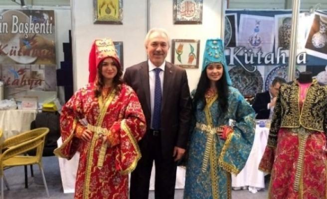 Kütahya, Travel Turkey İzmir Turizm Fuarı'nda