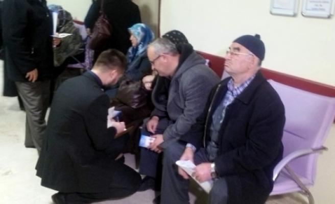 Kütahya'da 'hasta Hakları Derneği' Kuruldu