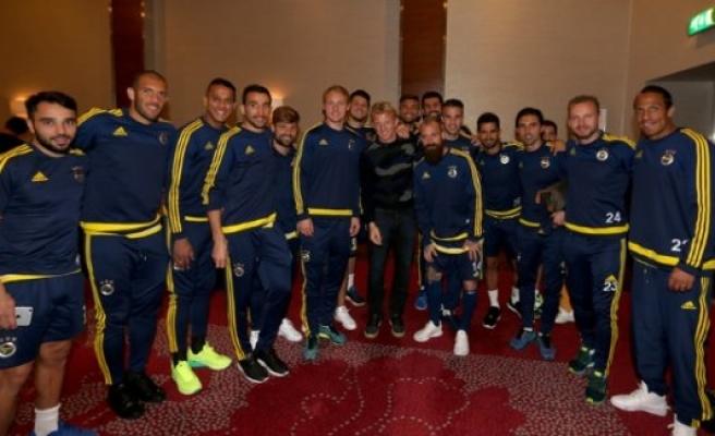 Kuyt Fenerbahçe kampında