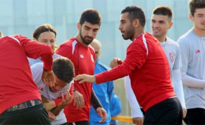 Lider Samsunspor Adana maçına hazır