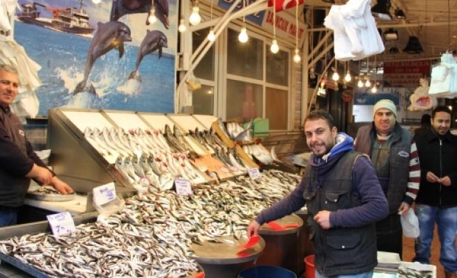 Lodos balık fiyatlarını da vurdu!