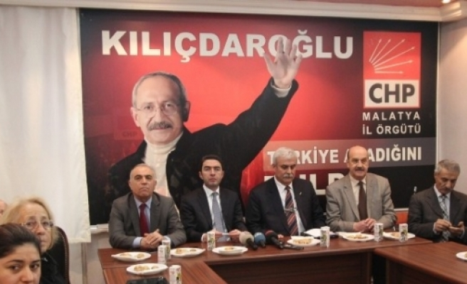 Malatya'da Chp'nin İlk Milletvekili Aday Adayı Ethem Körükmez Oldu