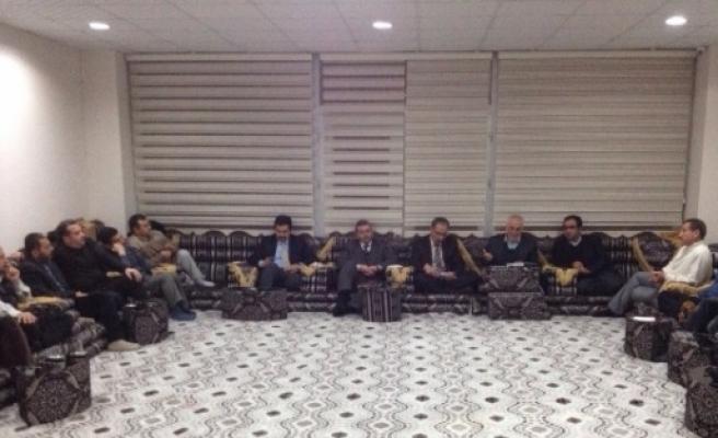 Mardin Zümre Toplantıları Başladı