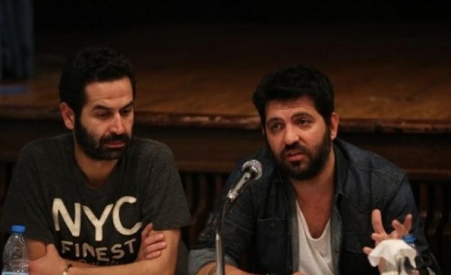 Med Cezir Dizisi Yönetmeni Ali Bilgin İzmir Üniversitesi'ne Konuk Oldu