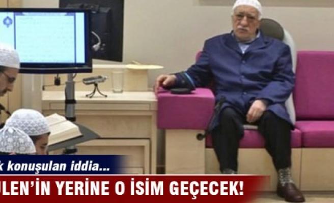 Mehmet Ali Şengül, Gülen'in yerine gelecekmiş