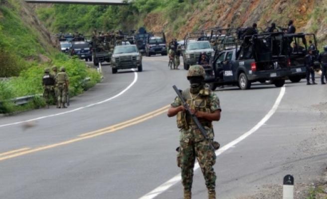 Meksika'da şiddet: 22 ölü