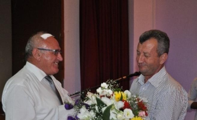 Menemen'in Başkanı Şahin'in Gurur Abideleri