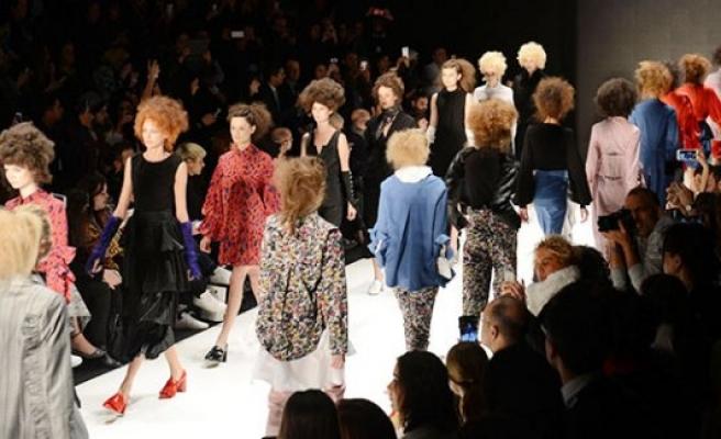 Mercedes-Benz Fashion Week Istanbul heyecanı