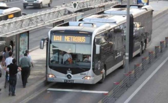 Metrobüs yolcularına kötü haber!