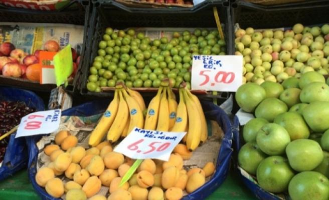 Meyve sebzeye Ramazan şoku!