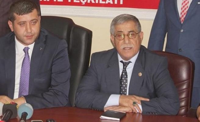 MHP'de koalisyon açıklaması
