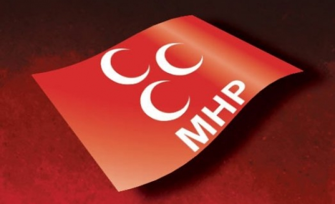 MHP'den ilk istifa haberi geldi