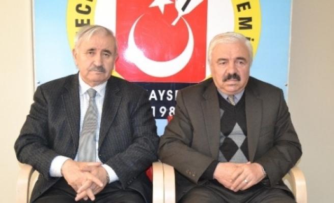 Mhp Eski Milletvekili Seyfi Şahin'den Basın Açıklaması