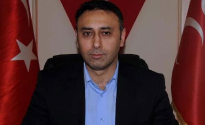 MHP'li İl Başkanı istifa etti