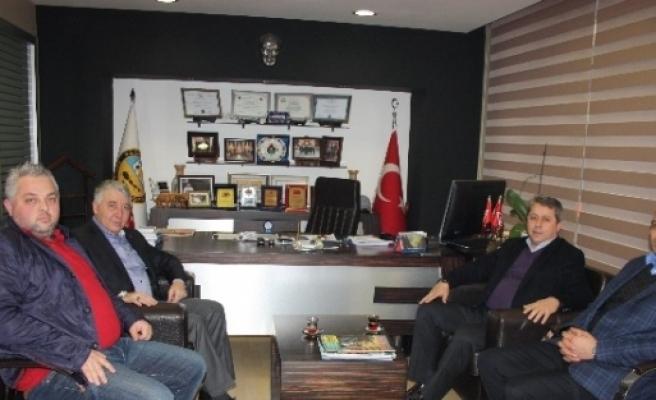 MİLLETVEKİLİ ARSLAN'DAN DESKKKOP'A ZİYARET