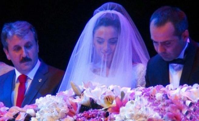 Muhsin Yazıcıoğlu'nun damadı o partiden aday!