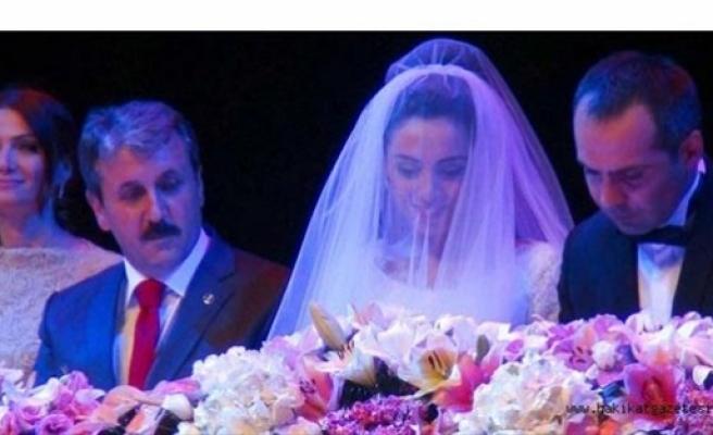 Mushin Yazıcıoğlu'nun damadı o partiden aday