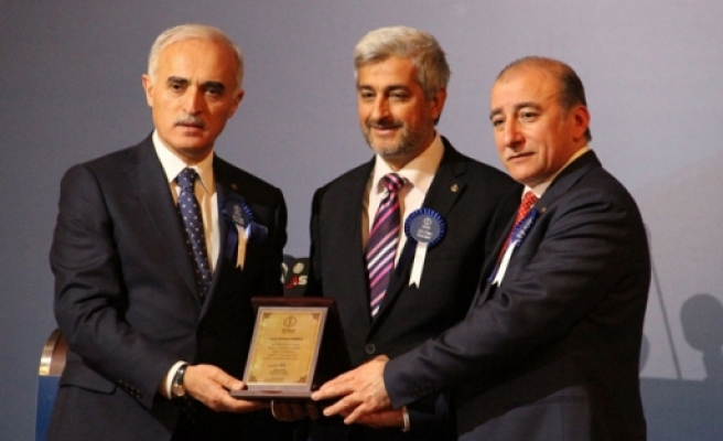 MÜSİAD Bursa'da yeni Başkan Gürses