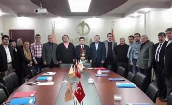 Müsiad Dost Meclisi Toplantılarının Konuğu Orhan Oldu