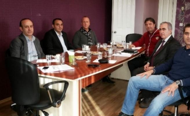Müsiad İzmir Lojistik Kurulu Toplandı