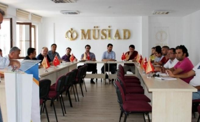 Müsiad'ın İnovasyon Eğitimleri Tamamlandı