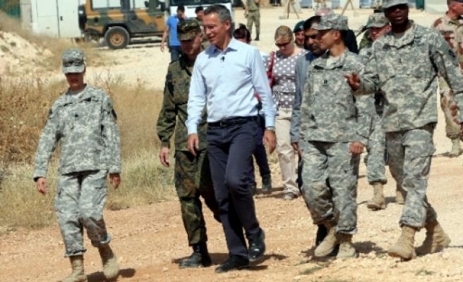 NATO Genel Sekreteri Gaziantep'te