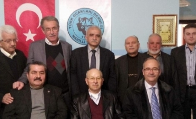 Nazilli Türk Ocağı'ndan Sağduyu Çağrisi