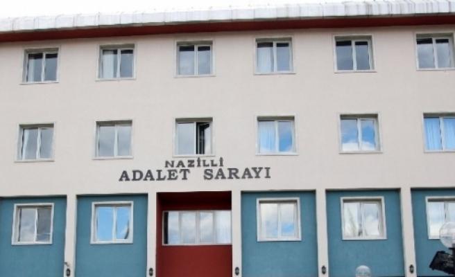 Nazilli'de Mahkemeye Getirilen Tutuklu Firar Etti