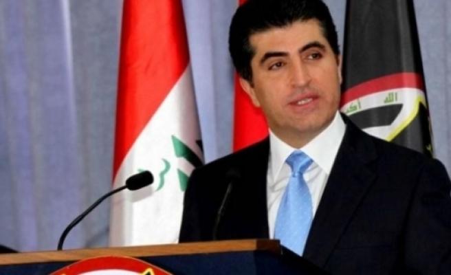 Neçirvan Barzani, Türkiye'ye geliyor